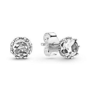 ✨Pandora Sparkling Crown Stud Earrings